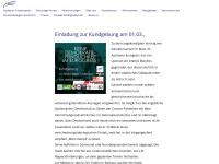 aachener-friedenspreis.de Webseite Vorschau