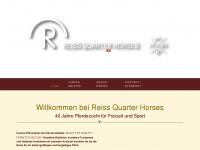 reissquarterhorses.ch