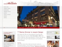 hotel-alexander.ch