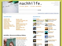 unterrichte-nachhilfe.de Thumbnail
