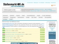 stellenmarkt-mk.de