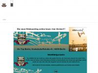 kitesurfshop24.com Webseite Vorschau