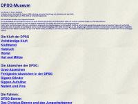 Dpsgmuseum.de