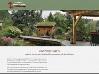 kirchberger-zimmerei.de Webseite Vorschau