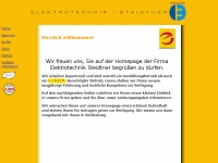 elektrotechnik-steidtner.de
