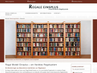 Regal-einsplus.de