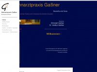 zahnarztpraxis-gassner.de