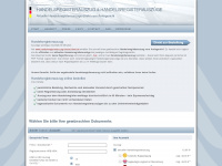 handelsregisterauszug-deutschland.de