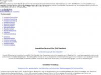 Immobilien-service-köln.de