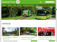 bayerwald-ticket.com