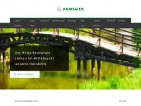 ramsaier-bestattungen.de