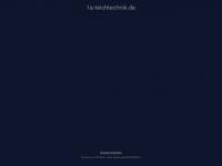 1a-teichtechnik.de Webseite Vorschau