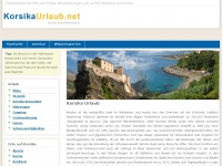 Korsikaurlaub.net