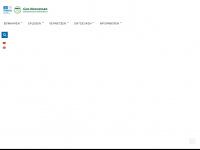geo-naturpark.net Webseite Vorschau