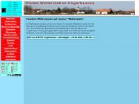 wetterstation-ungerhausen.de