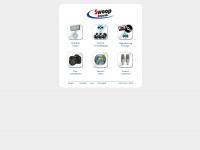 swoop.ch Webseite Vorschau