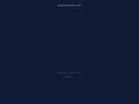 physio-fitness.info Webseite Vorschau