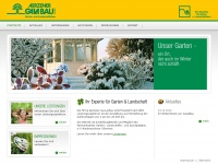aerzener-galabau.de Webseite Vorschau