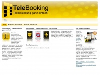 telebooking.info