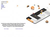 xtendx.com Webseite Vorschau