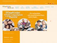 pflegekinder-berlin.de Webseite Vorschau