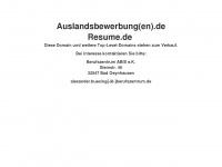 auslandsbewerbungen.de