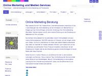 0700-emarkets.de Webseite Vorschau