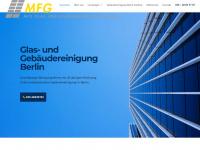 marco-ferdin-gebaeudereinigung.de Webseite Vorschau