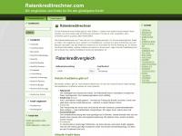 ratenkreditrechner.com