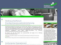 richtung-krankenhauszusatzversicherung.de