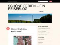Schoeneferien.wordpress.com