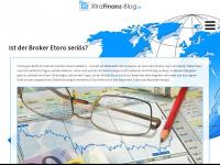 xtrafinanz-blog.de Webseite Vorschau