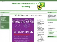 Musikverein-umpfertal.de