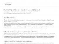 monitoring-hardware.com Webseite Vorschau
