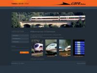 1a-bahnreisen.de Webseite Vorschau