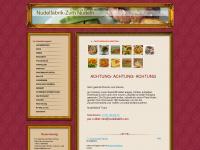 nudelfabrik.com Webseite Vorschau