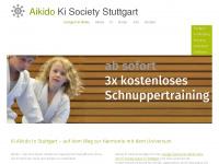 ki-aikido.org Webseite Vorschau