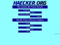 haecker.org