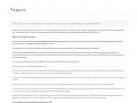 umwelt-sensor.de Webseite Vorschau