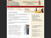 dobbelstein-rechtsanwaelte.de