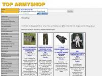 top-armyshop.de