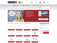 druckportal.de Webseite Vorschau
