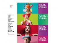 theater-hof.de Webseite Vorschau