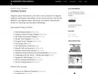 localchange.wordpress.com Webseite Vorschau