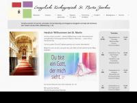 kirche-zwochau.de Webseite Vorschau