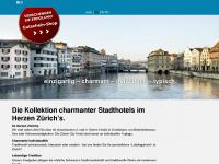 zurichcityhotels.com