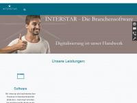 i2plus-interstar.de Webseite Vorschau