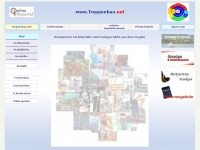 treppenbau.net Webseite Vorschau