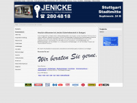 jenicke-sicherheitstechnik.de