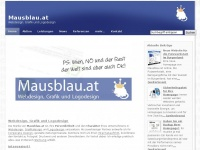 mausblau.at